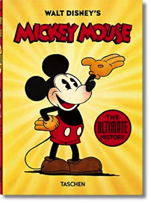 WALT DISNEYS MICKEY MOUSE THE ULTIMATE HISTORY 40T