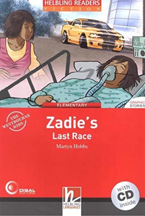 ZADIE'S LAST RACE+CD