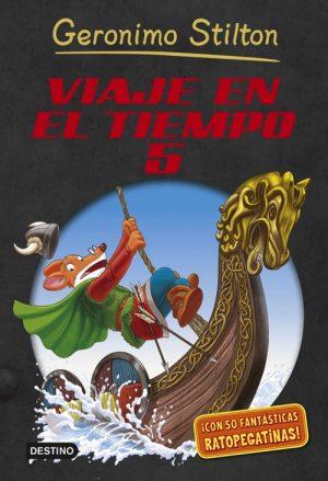 VIAJE EN EL TIEMPO 5