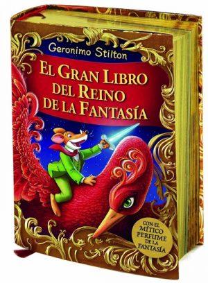 EL GRAN LIBRO DEL REINO DE LA FANTASÍA