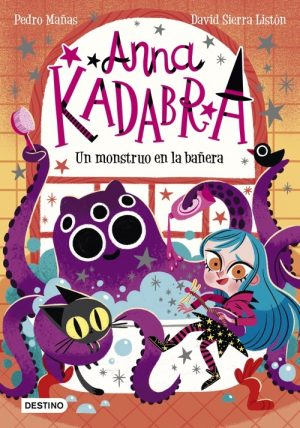 ANNA KADABRA UN MONSTRUO EN LA BAÑERA