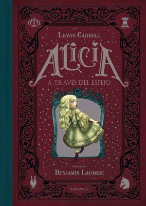 ALICIA A TRAVES DEL ESPEJO.(CON IMAGENES DESPLEEGA