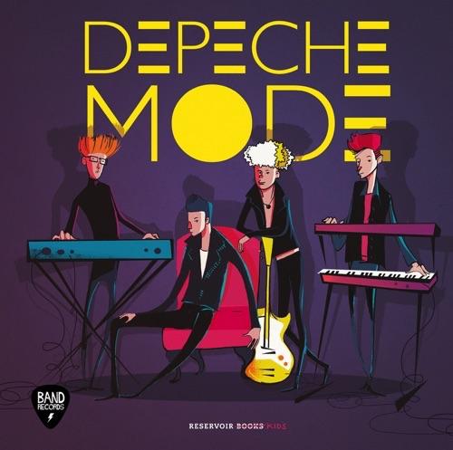 DEPECHE MODE (BAND RECORDS 3)