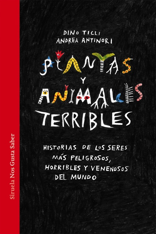 PLANTAS Y ANIMALES TERRIBLES