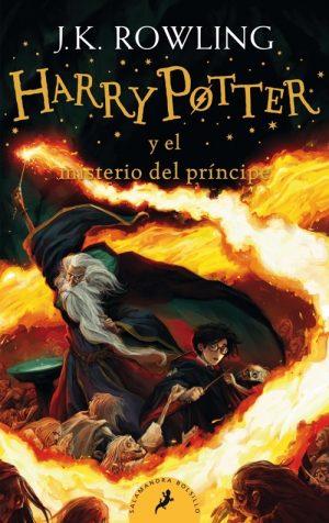 HARRY POTTER Y EL MISTERIO DEL PRNCIPE (HARRY POTTER 6)
