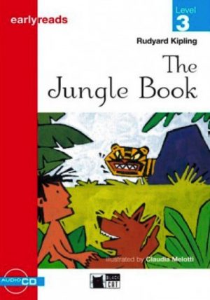THE JUNGLE BOOK+CD (EARLYREADS)