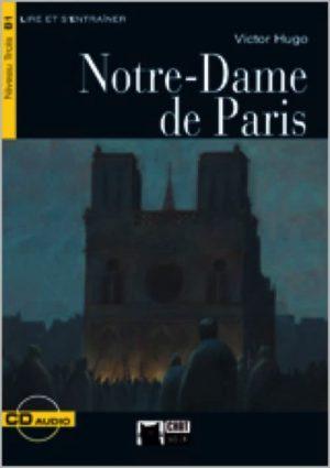 NOTRE DAME DE PARIS (+CD)/ LIRE ET S´ENTRAINER