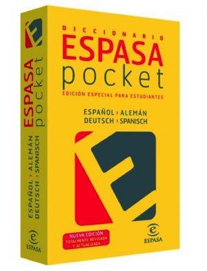 DICCIONARIO POCKET ESPAÑOL- ALEMÁN