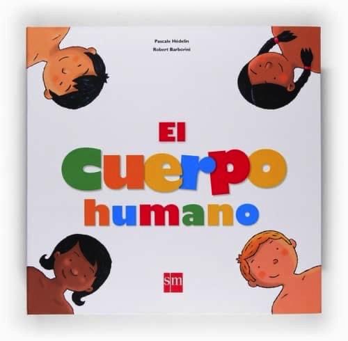 CUERPO HUMANO (DESPLEGABLES)