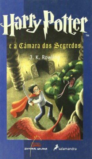 HARRY POTTER E A CAMARA DOS SEGREDOS