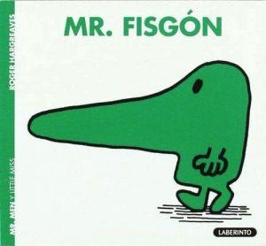 MR FISGON (MR MEN Y LITTLE MISS)