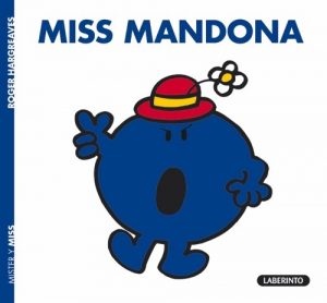 MISS MANDONA (MR MEN Y LITTLE MISS)