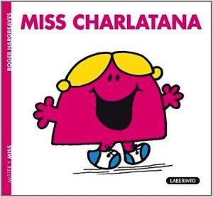 MISS CHARLATANA (MR MEN Y LITTLE MISS)