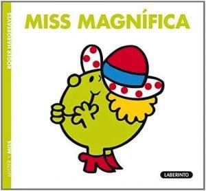 MISS MAGNIFICA (MR MEN Y LITTLE MISS)