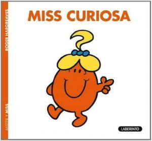 MISS CURIOSA (MR MEN Y LITTLE MISS)