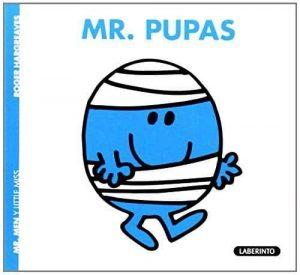 MR PUPAS.(MR MEN Y LITTLE MISS)