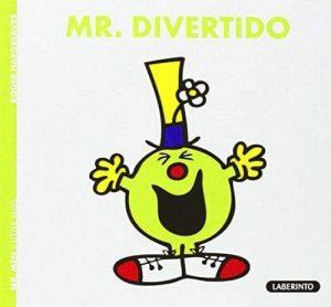 MR DIVERTIDO.(MR MEN Y LITTLE MISS)