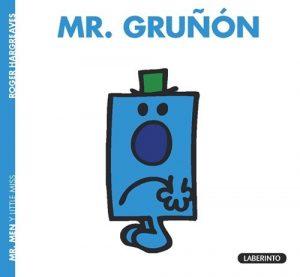MR.GRUÑON.(MR MEN Y LITTLE MISS)