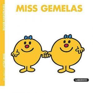 MISS GEMELAS.(MR MEN Y LITTLE MISS)
