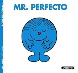 MR PERFECTO.(MR MEN Y LITTLE MISS)