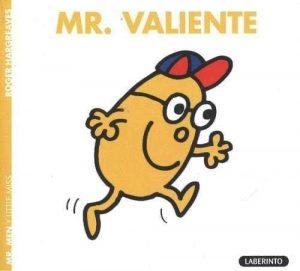 MR.VALIENTE.(MR MEN Y LITTLE MISS)