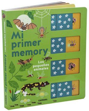 MI PRIMER MEMORY LOS PEQUEÑOS ANIMALES