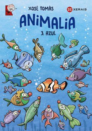 ANIMALIA 3. AZUL