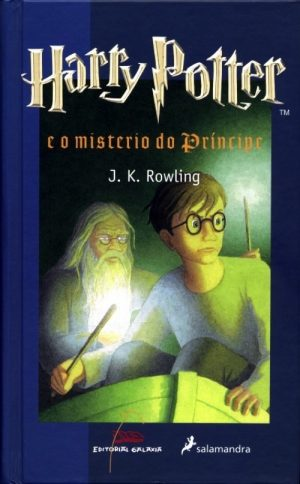 HARRY POTTER E O MISTERIO DO PRINCIPE