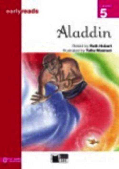 BLACK CAT EARLYREADS ALADDIN L 5