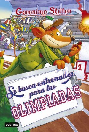 SE BUSCA ENTRENADOR PARA LAS OLIMPIADAS GS 83