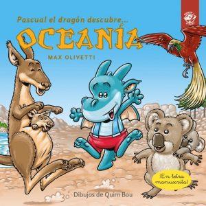 PASCUAL EL DRAGON DESCUBRE OCEANIA