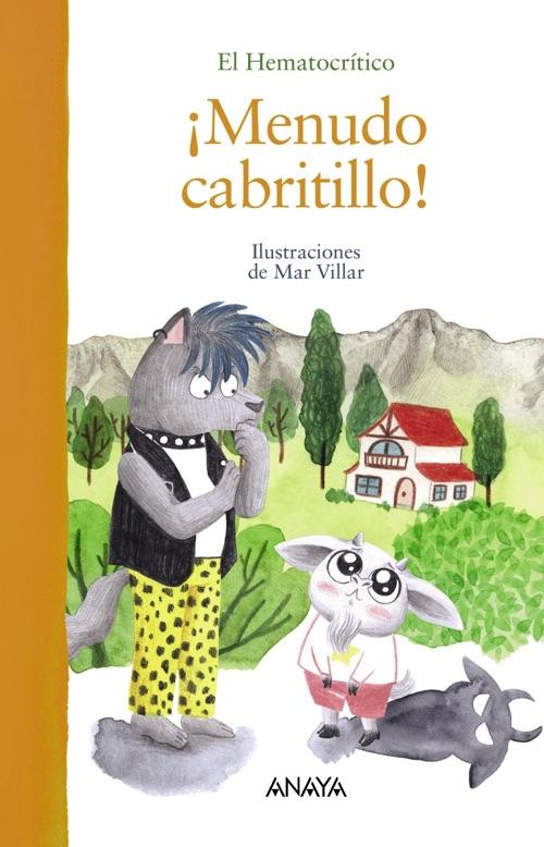 IMENUDO CABRITILLO!