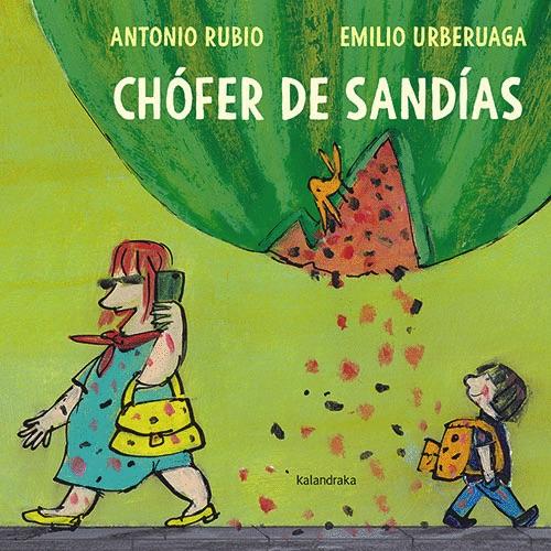 CHÓFER DE SANDÍAS